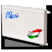 Dunaferr LUX-UNI acéllemez radiátor