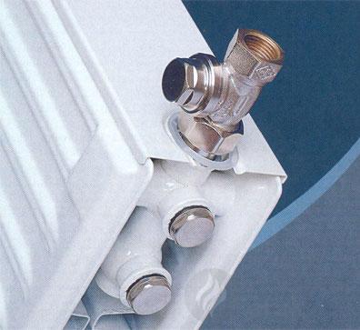 Dunaferr LUX UNI 10K 600x1000 radiátor balos