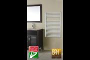 BRH Angelit 630x1770 íves törölközőszárító radiátor