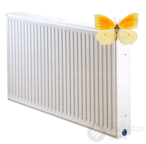 FixTrend 22k 600x700 mm radiátor