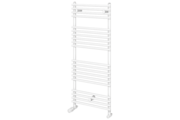 Vogel & Noot Della törölközőszárító radiátor egyenes 600x1100 mm törtfehér
