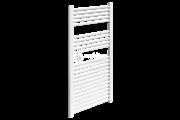 Sanica 600X800 íves törölközőszárító radiátor fehér