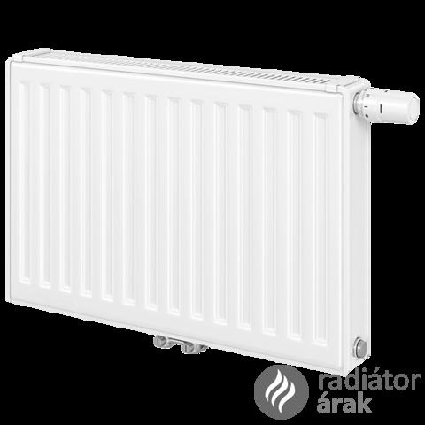 Vogel & Noot Vonova T6 33K 900x1200 mm középcsatlakozású radiátor