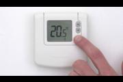Honeywell DT90A  digitális termosztát