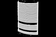 Dunaferr BOSSA RADIUS 1200x800mm íves törölközőszárító radiátor