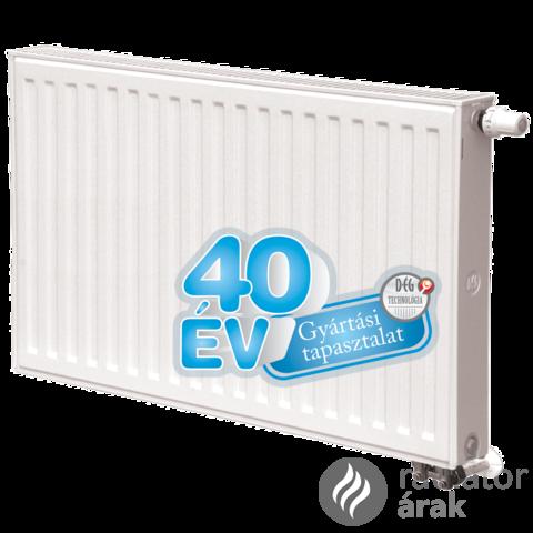 Dunaferr LUX UNI 22K 600x1800 radiátor balos